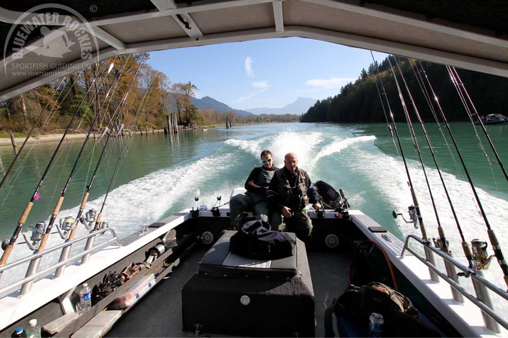 BC & Fraser Valley Fishing Charters