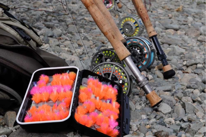 BC Fly Fishing Rods