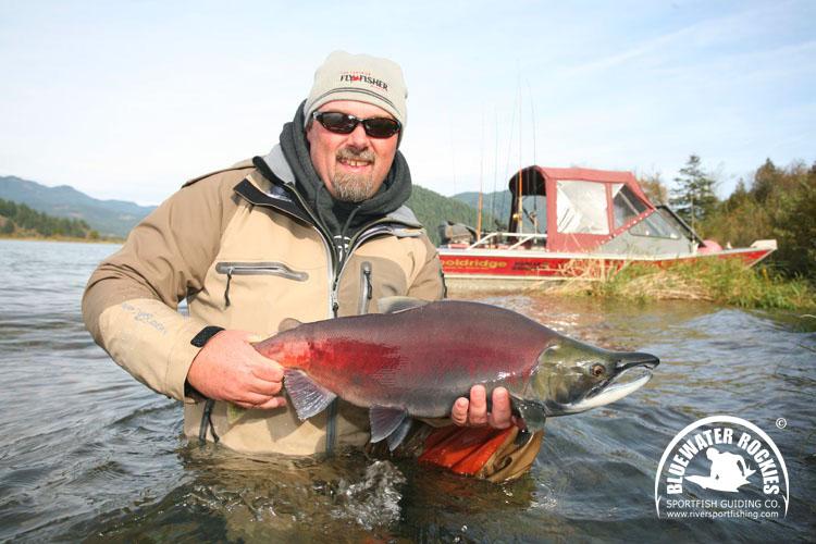 BC Salmon Fishing Charters