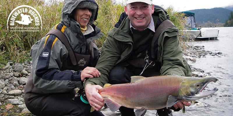 BC Sockeye Salmon Fishing Charters